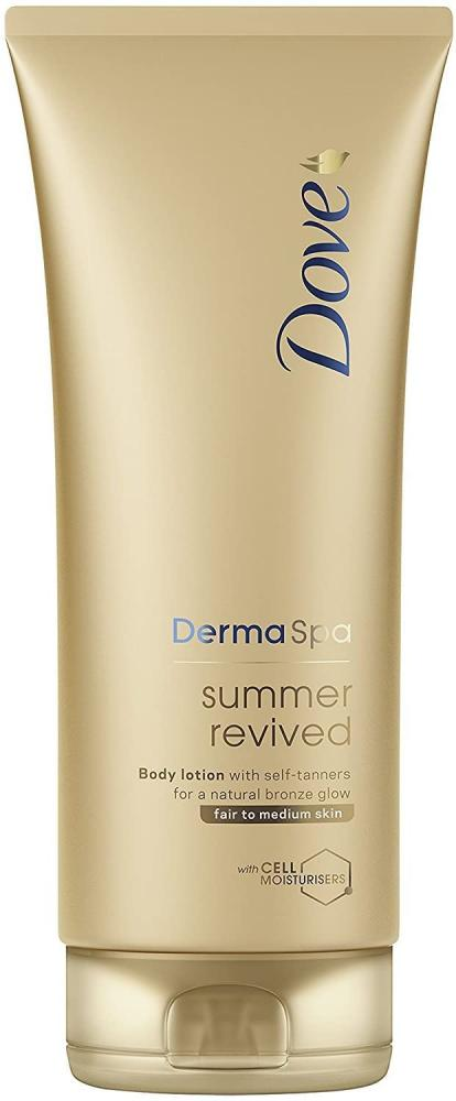 Dove Derma Spa Summer Revived Fair to Medium Skin Body Lotion 200ml