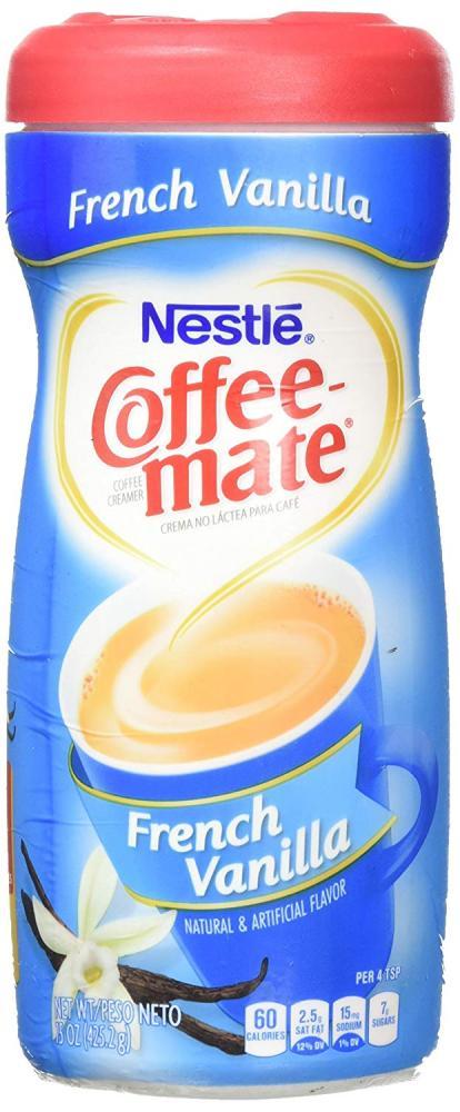 Nestle Coffee Mate French Vanilla 425g