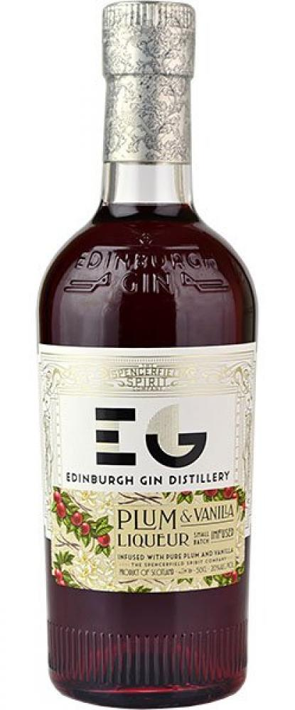 Edinburgh Gin Plum and Vanilla Liqueur 50cl