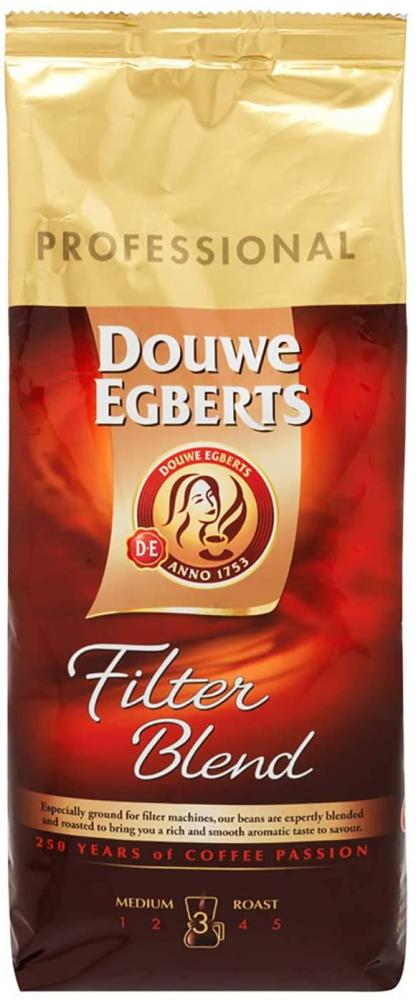 Douwe Egberts Roast and Ground Filter Coffee 1kg