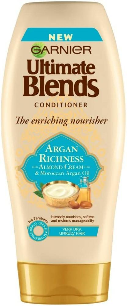 Garnier Ultimate Blends Argan Oil and Almond Hair Conditioner 360ml