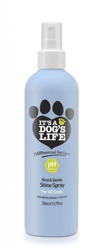 Its a Dogs Life Kind and Gentle Shine Spray For All Coats 300ml