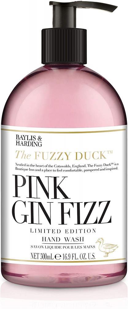 Baylis and Harding Fuzzy Duck Pink Gin Hand Wash 500 ml