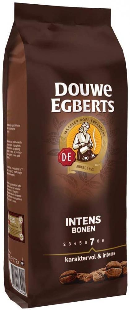 Douwe Egberts Intense Coffee Beans 500g
