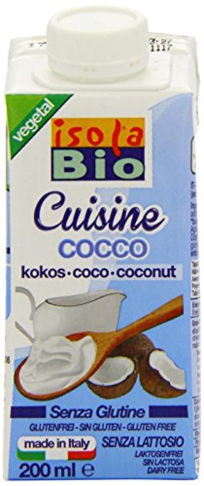 Isola Bio Organic Cuisine Coco 200 ml