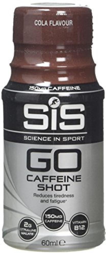 Science In Sport Go Caffeine Shot 60 ml Cola