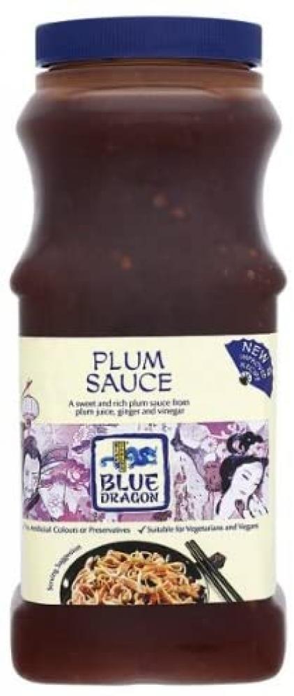 Blue Dragon Plum Sauce 1 Litre