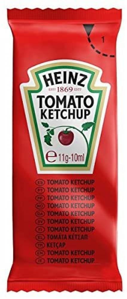SALE  Heinz Tomato Ketchup 200 x 10ml