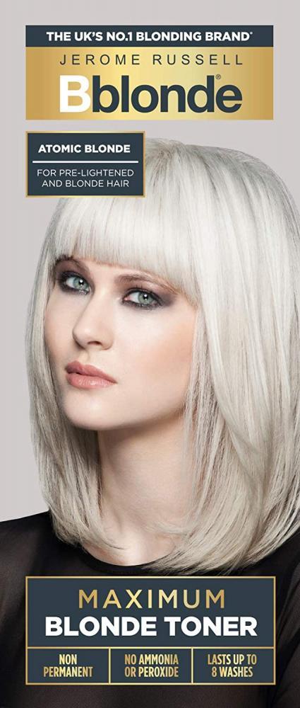 Jerome Russell Bblonde Maximum Blonde Toner Atomic Blonde 75 ml