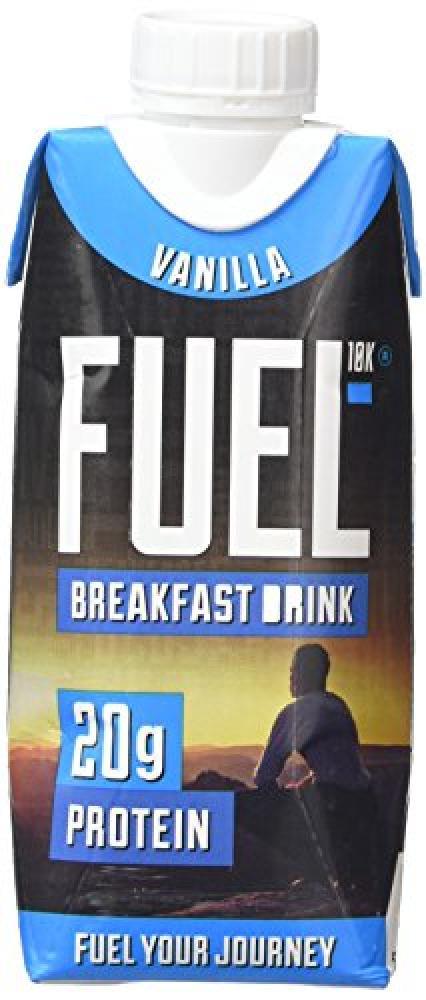 Fuel 10K Vanilla Breakfast Milk Drink 330 ml