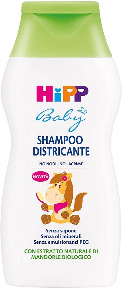 Hipp Baby Shampoo Detangler 200ml