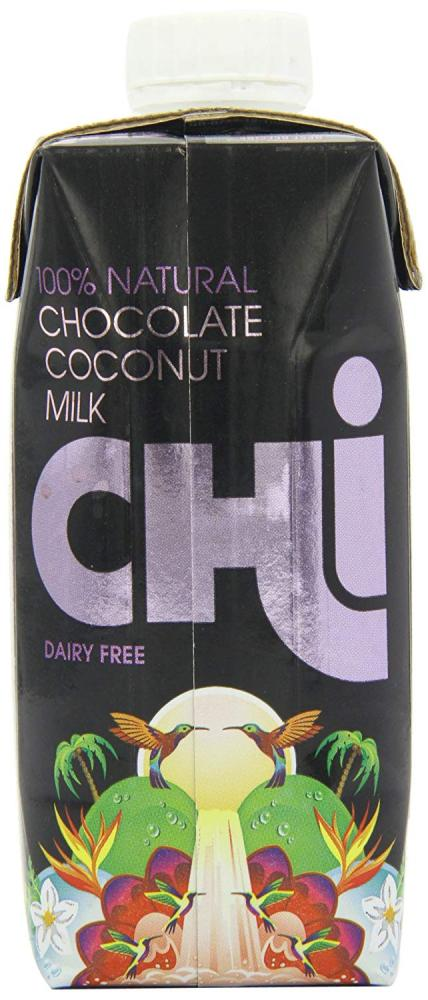 Chi 100 Percent Diary Free Chocolate Coconut Milk 330ml
