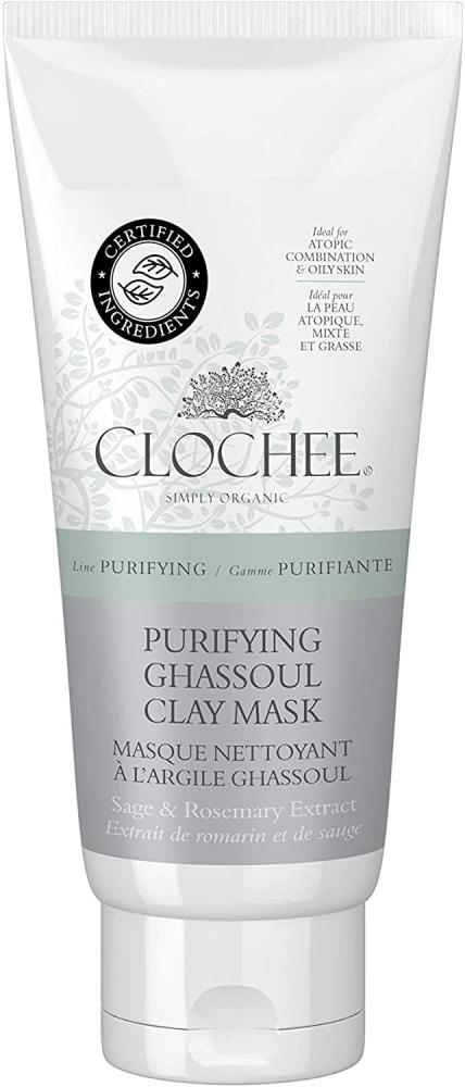 Clochee Purifying Ghassoul Clay Mask 100ml