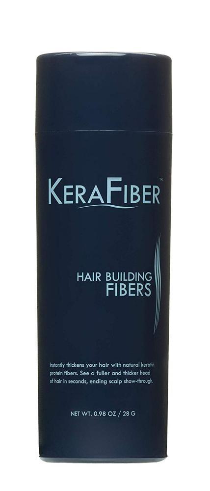 KeraFiber Hair Building Fibers Grey 28g