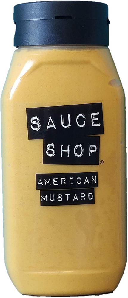 Sauce Shop American Mustard 480g
