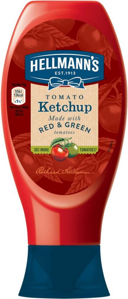 Hellmanns Tomato Ketchup 473g