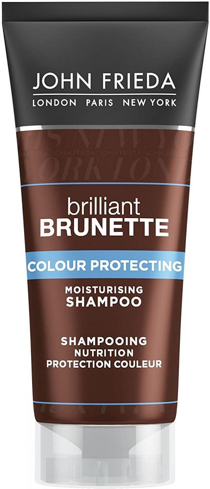 John Frieda Brilliant Brunette Colour Protect Moisturising Mini Shampoo 50ml
