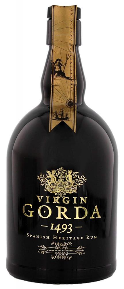Virgin Gorda 1493 Spanish Heritage Rum 70cl