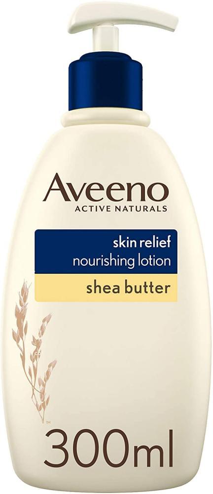 Aveeno Skin Relief Nourishing Lotion with Shea Butter 300 ml
