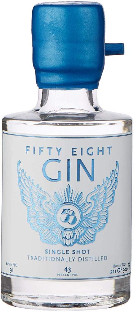 Fifty Eight Products Gin 10cl