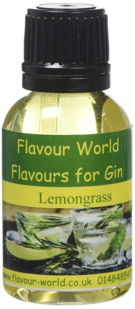 Flavour World Flavouring for Gin30 mlLemongrass