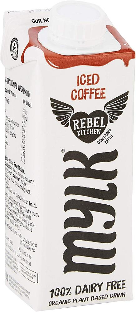 Rebel Kitchen Dairy Free Organic Iced Coffee Mylk 250 ml