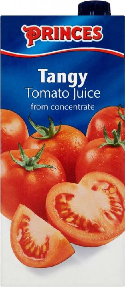 Princes Tomato Juice 1 Litre