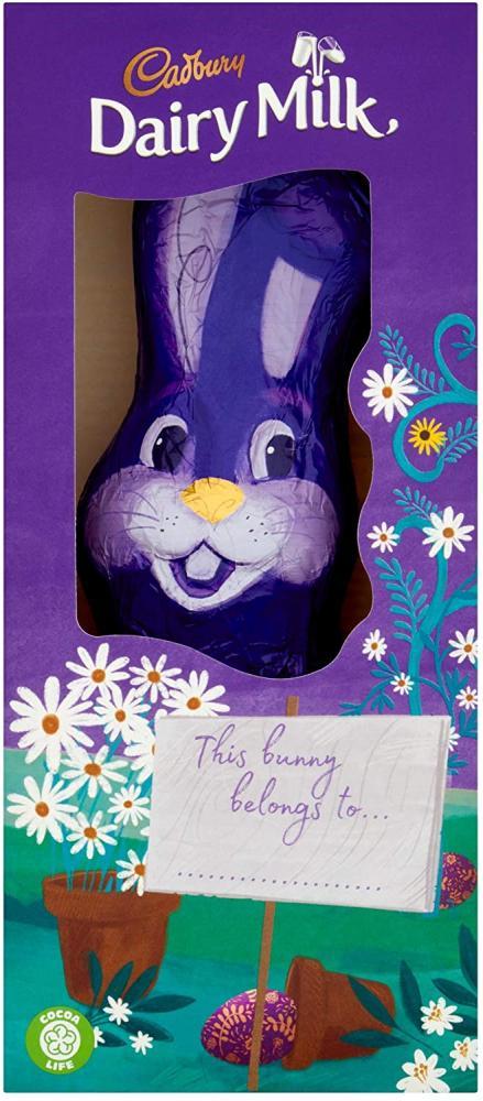Cadbury Dairy Milk Hollow Bunny 175 g