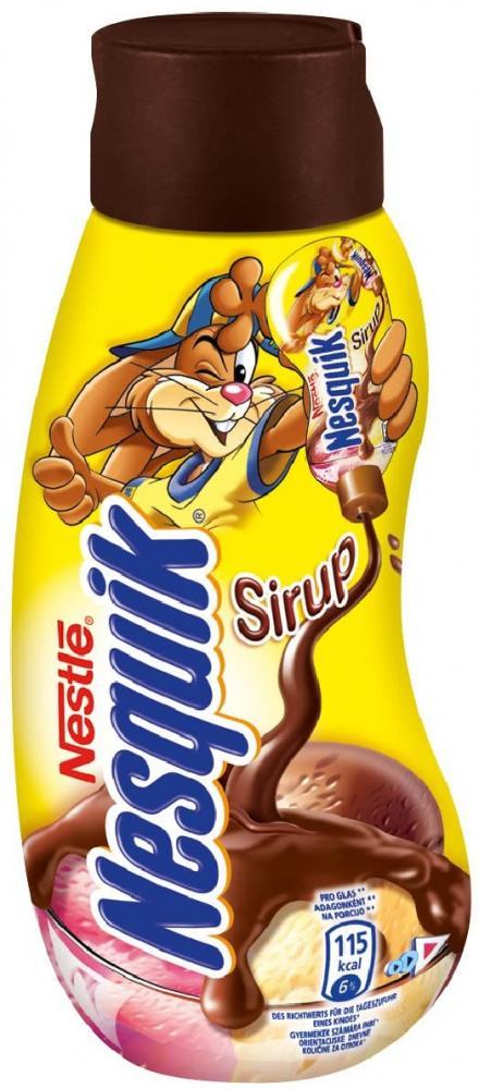 Nestle Nesquik Chocolate Syrup 300 ml