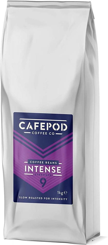 Cafepod Coffee Beans Intense Strenght 9 1kg