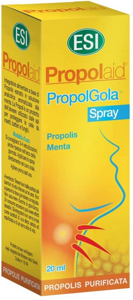 ESI Propolaid Mint Throat Spray 20 ml