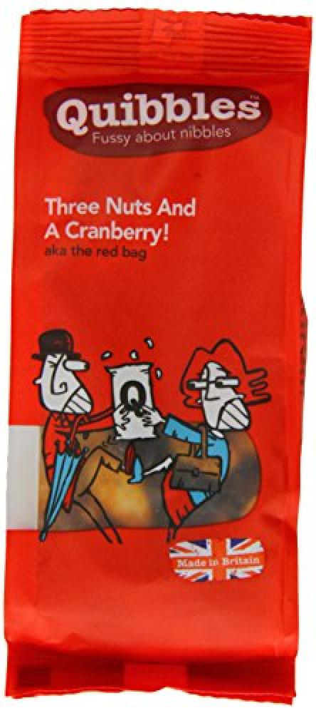 Quibbles Chilli Honey Peanuts Chilli Cashews