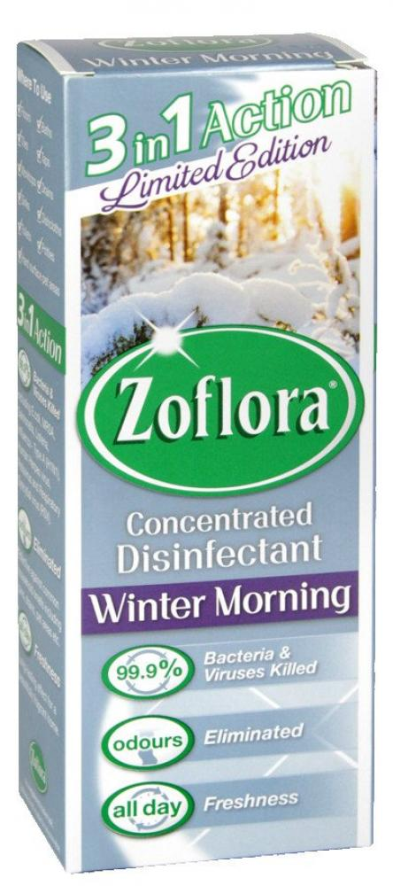 Zoflora Concentrated Disinfectant Winter Morning 120ml