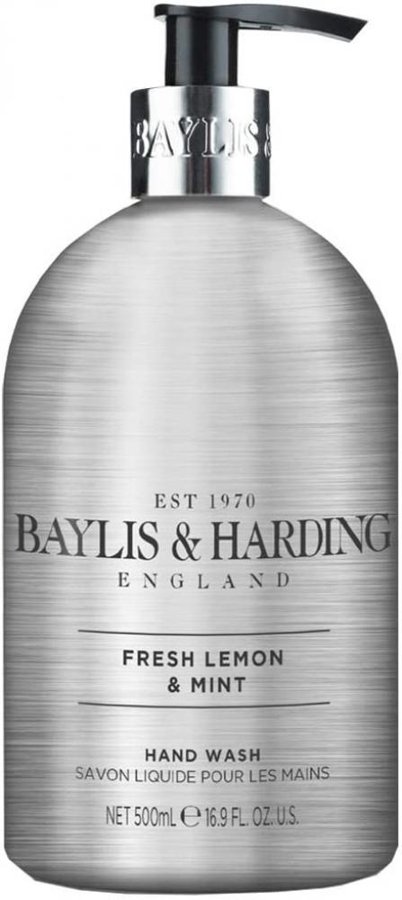 Baylis and Harding Elements Lemon and Mint Hand Wash 500ml