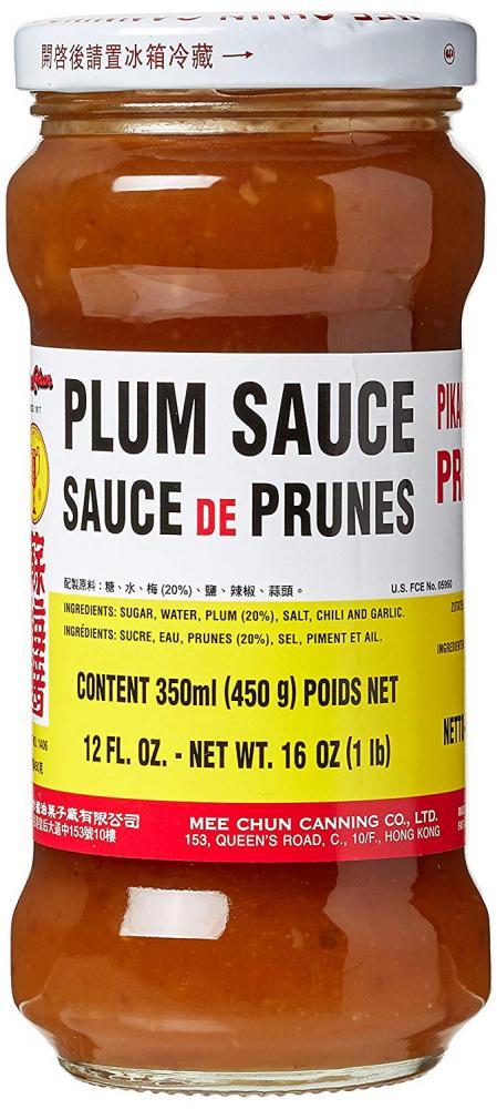 Mee Chun Canning Plum Sauce 350g