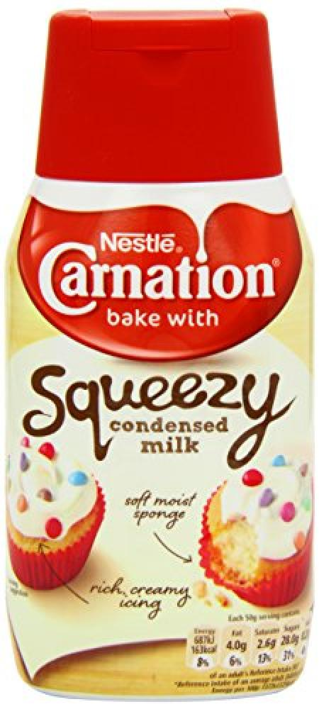 Nestle Carnation Bake with Squeezy Condensed Milk 450 g
