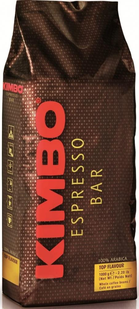 Kimbo Caffe Top Flavour Coffee 1kg