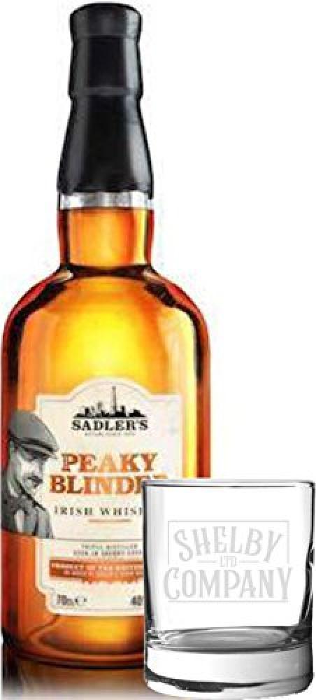 Sadlers Peaky Blinder Blended Irish Whiskey 700ml