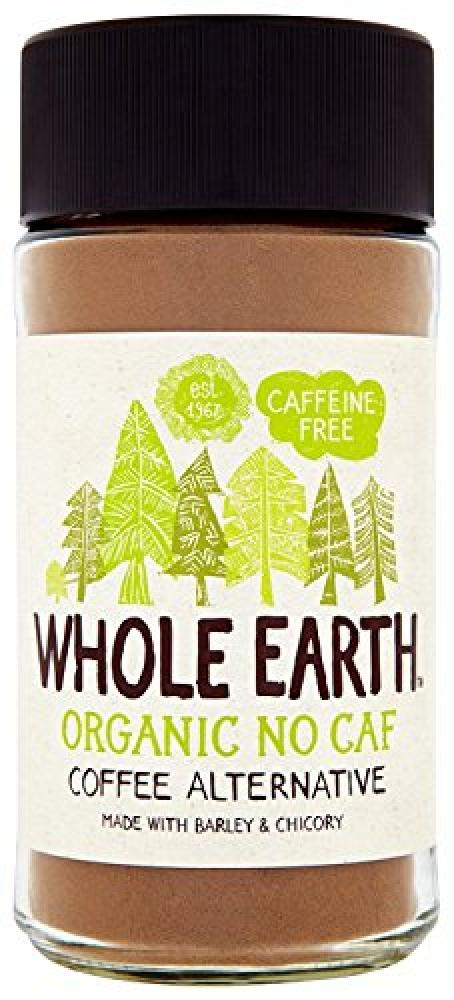 Whole Earth Organic No Caf 100 g