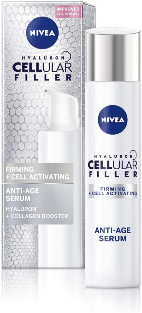 Nivea Hyaluron Cellular Filler Firming Cell Activating Anti-Age Serum 40ml
