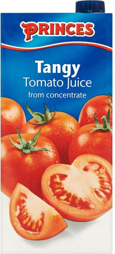 CLEARANCE  Princes Tomato Juice 1l