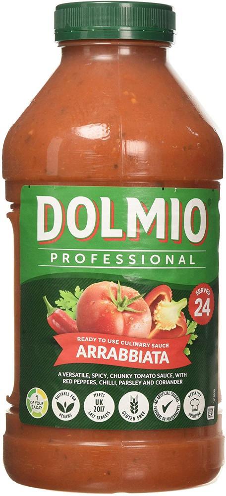 Dolmio Professional Italian Arrabbiata Pasta Sauce 2.23 kg