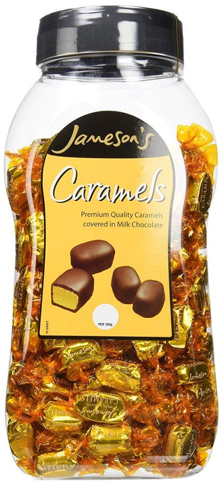 Jamesons Chocolate Caramels 1.5 kg