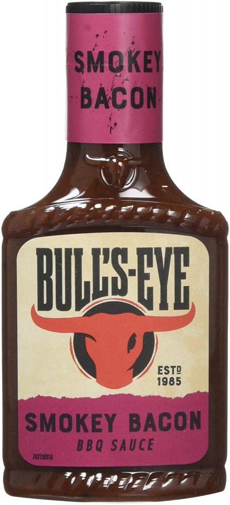 Bulls-Eye Smokey Bacon BBQ Sauce 345g