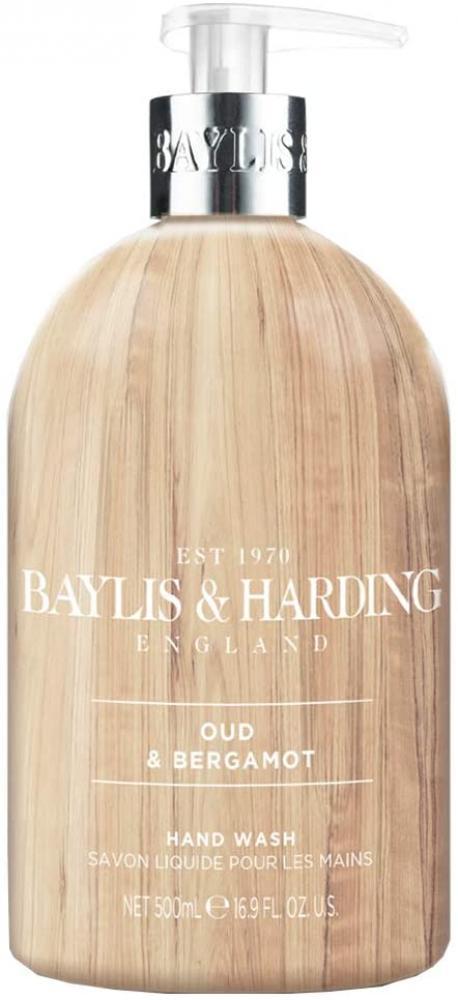 Baylis and Harding Elements Oud Wood And Bergamo Hand Wash 500 ml