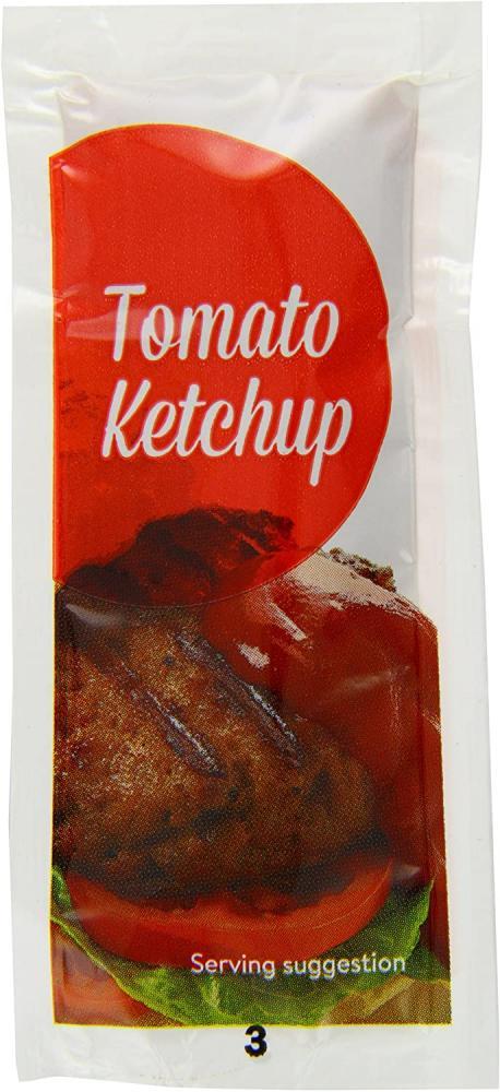 CASE PRICE  Brakes Tomato Ketchup Sachets 200 x 9g