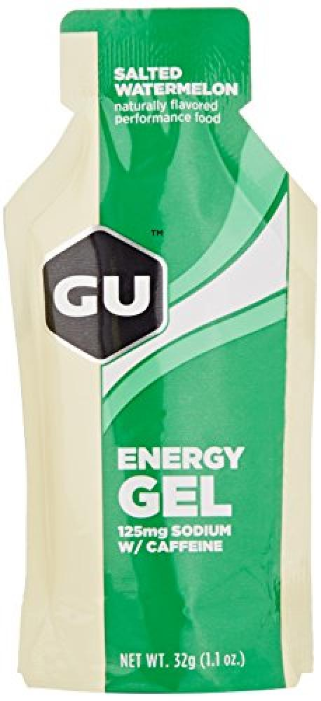 GU Salted Watermelon Flavour Energy Gels 32g