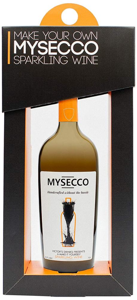 Victors Drinks Mysecco Make Your Own Sparkling Wine