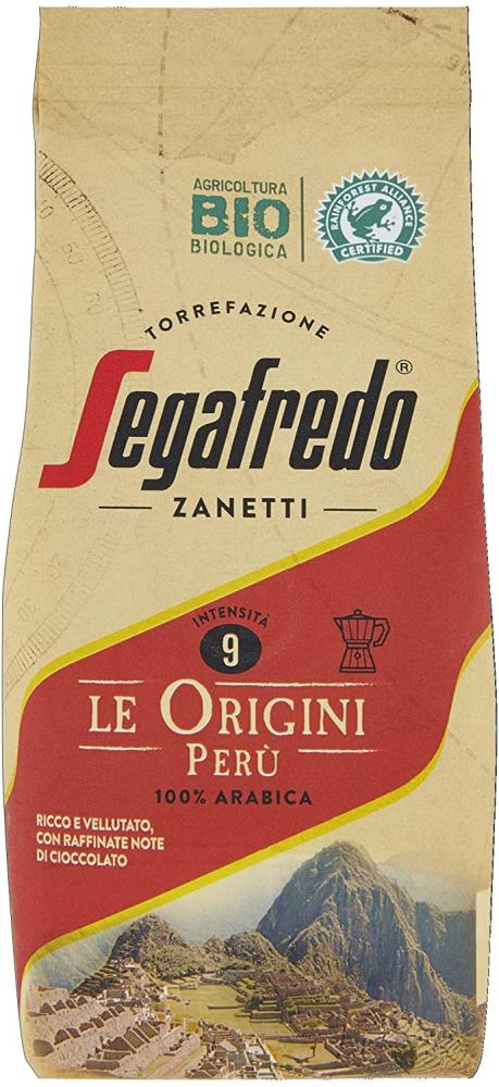 Segafredo Zanetti Ground Coffee 200g