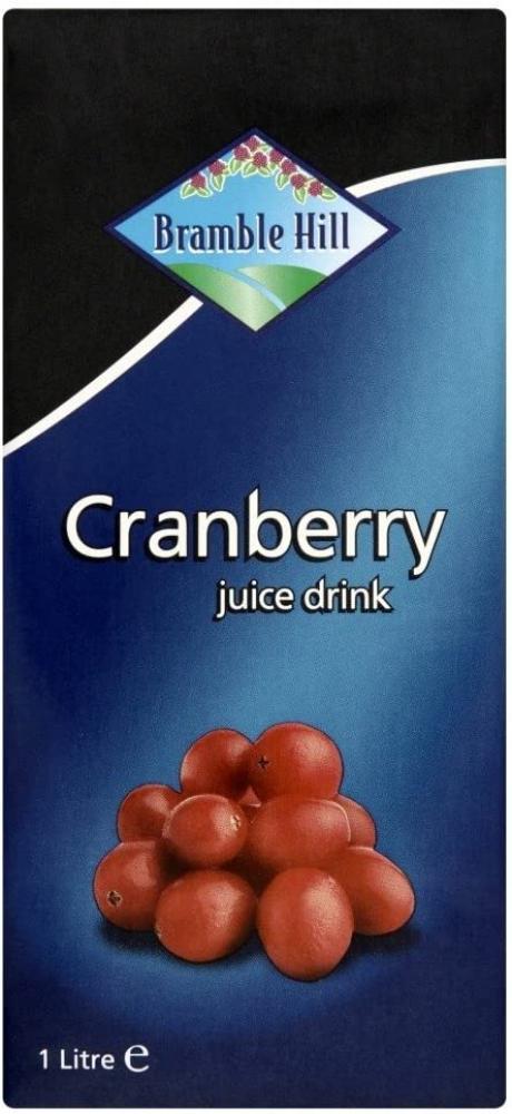 Bramble Hill Cranberry Juice Drink 1 Litre